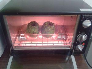 Asar en el horno