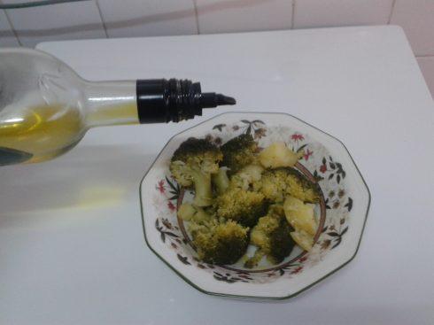 Mi brócoli