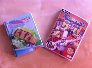 Libro de recetas y videojuego